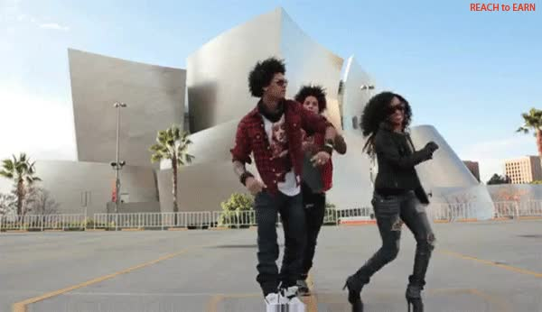 Watch and share Les Twins GIFs on Gfycat
