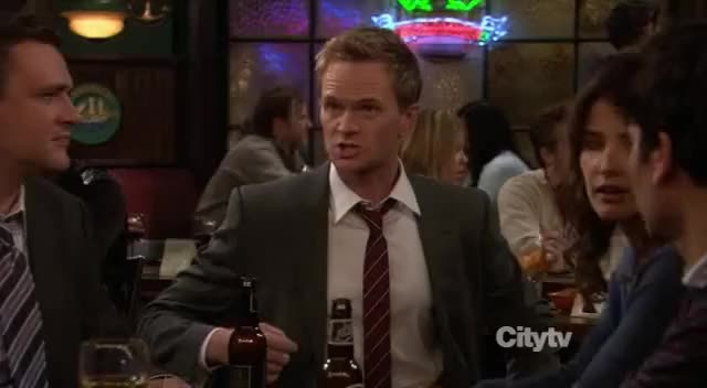 Watch and share Challenge Accepted GIFs and Barney Stinson GIFs on Gfycat