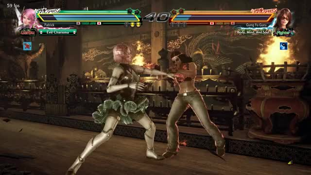 Watch and share Tekken7 GIFs and Tekken GIFs by Patrick on Gfycat
