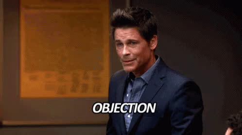 celebrities, celebrity, celebs, disagree, rob lowe, objection GIFs