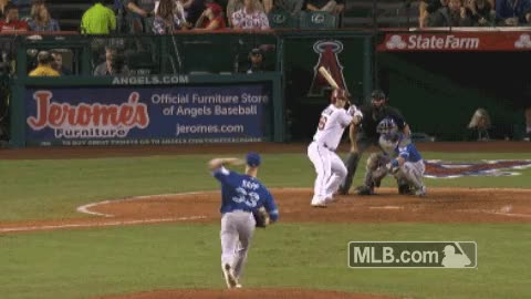 Watch and share Catcher Russell Martin Was Astonished: GIFs on Gfycat