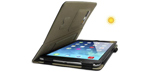 Watch and share Stand And Type Case For IPad Air - Black GIFs on Gfycat