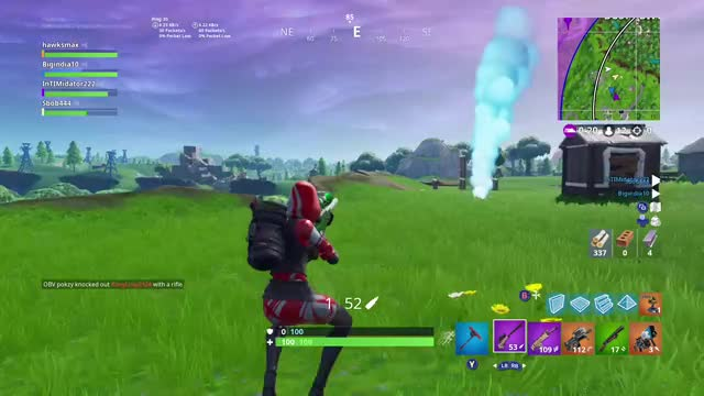 Watch and share Fortnite GIFs and Hawksmax GIFs by Gamer DVR on Gfycat