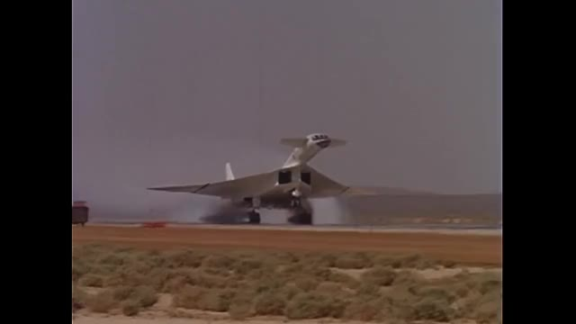 Watch and share XB-70 Valkyrie Emergency Landing GIFs by Movie & Military GFYS  on Gfycat
