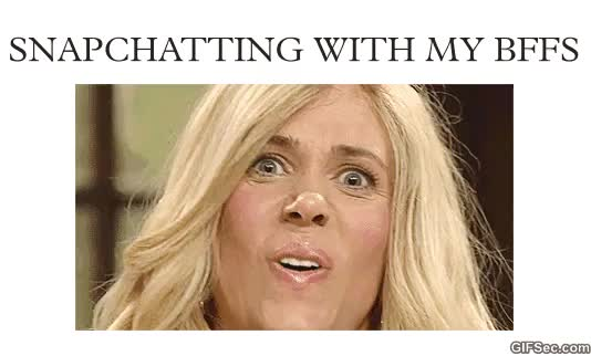 Watch snapchat GIF on Gfycat. Discover more kristen wiig GIFs on Gfycat