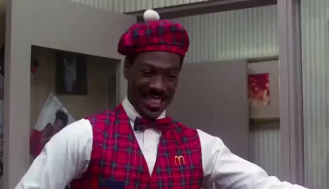 Watch and share When You Think Of Garbage, Think Of Akeem GIFs on Gfycat