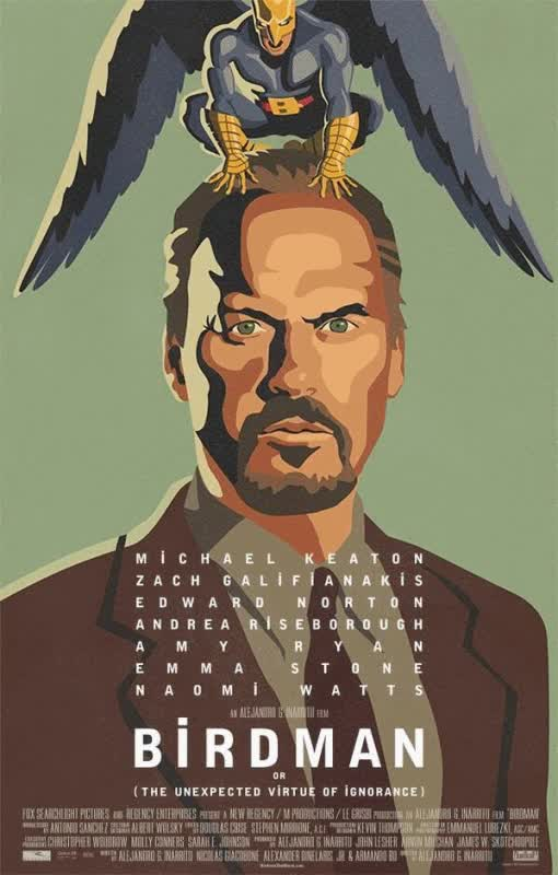 Watch and share Birdman GIFs on Gfycat