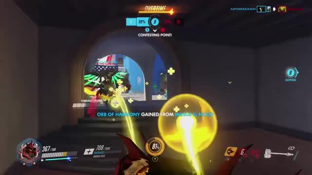 Watch this GIF by xboxdvr on Gfycat. Discover more BigPapa670, OverwatchOriginsEdition, xbox, xbox dvr, xbox one GIFs on Gfycat