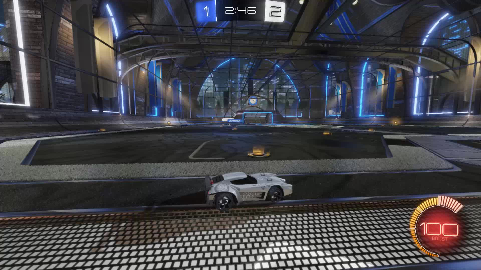 Gif Your Game, GifYourGame, Goal, Rocket League, RocketLeague, Tek, Goal 4: Tek GIFs