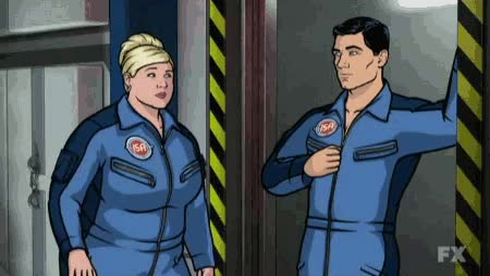Watch and share Archer GIFs on Gfycat