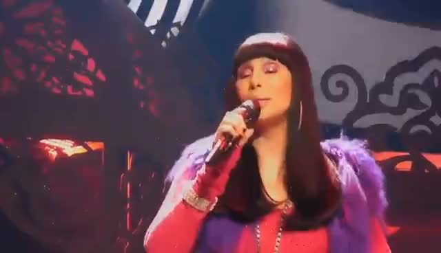 cher, music, Classic CHER: THE BEAT GOES ON opening 2017 by Adriano GIFs