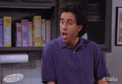 Watch excited seinfeld lets go cosmo kramer it's time GIF on Gfycat. Discover more jerry seinfeld GIFs on Gfycat