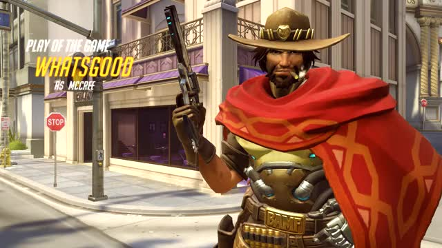 Watch Talent GIF by whatsgood (@whatsgoodow) on Gfycat. Discover more McCree, Overwatch GIFs on Gfycat