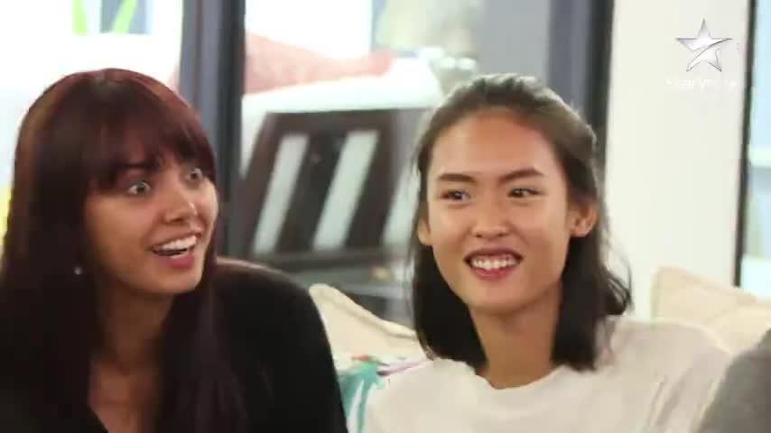 Trai đẹp The Face Men Thailand lộ ảnh giường chiếu với cựu thí sinh Asias Next Top Model