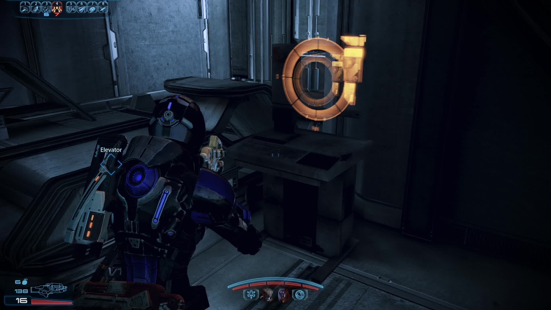 mass effect 3, Oh hello there GIFs