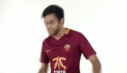 Watch and share Excited, Roma, As Roma, Esports, Fifa 17, Romaesports, Roma Fifa 17 GIFs on Gfycat