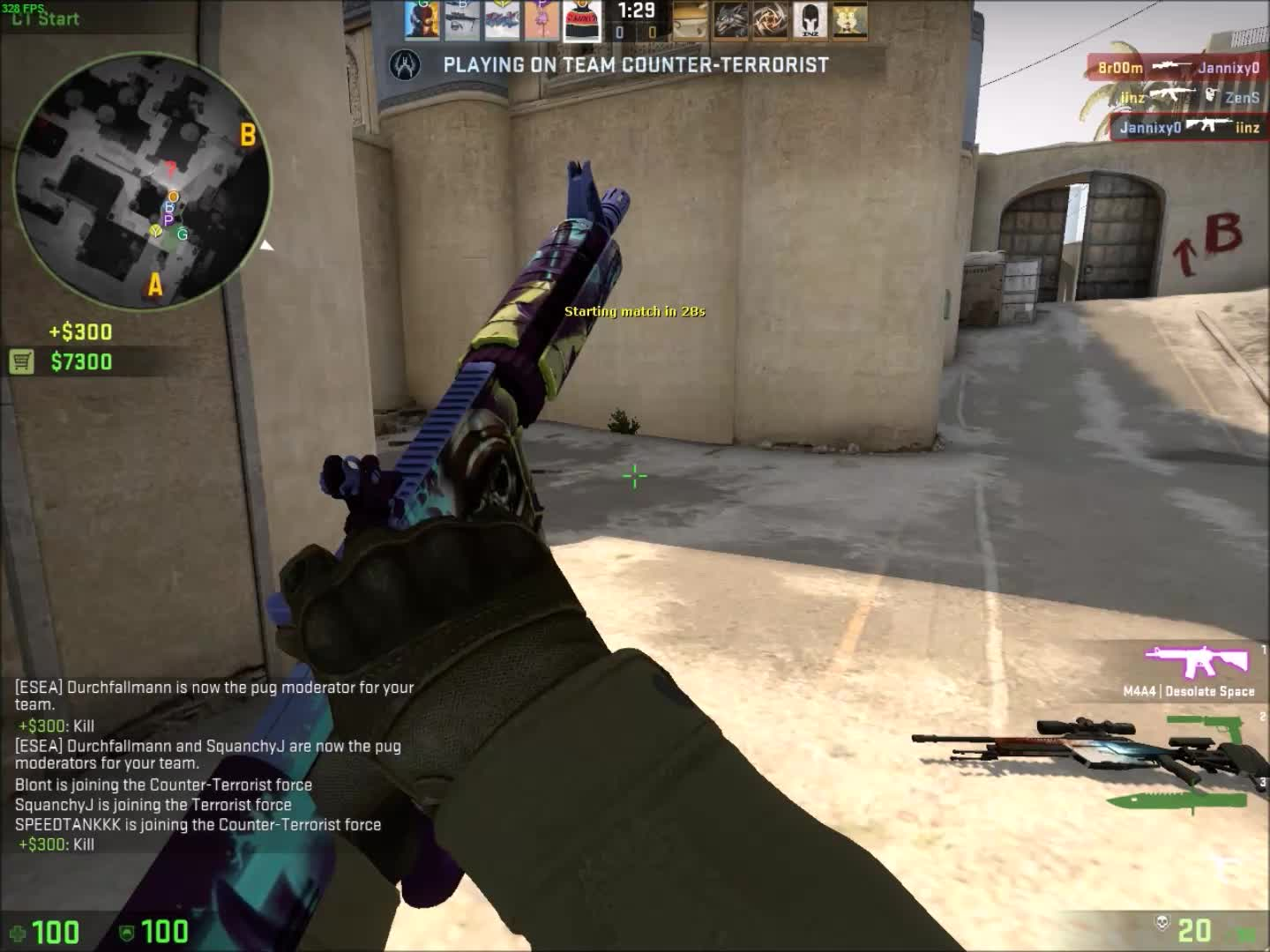 Dust 2 Im A Scouter