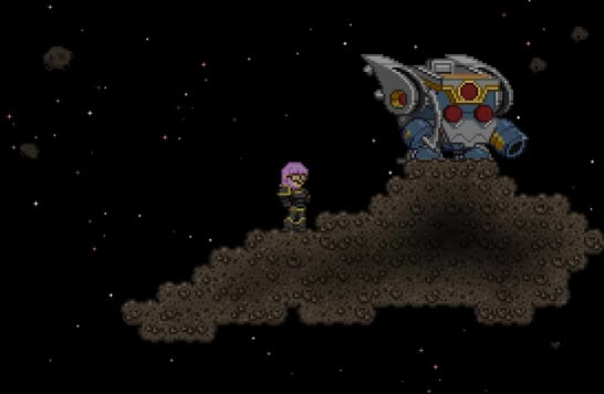 Watch Mobile Suit Fun-Time! GIF by Chucklefish (@starbound) on Gfycat. Discover more starbound GIFs on Gfycat