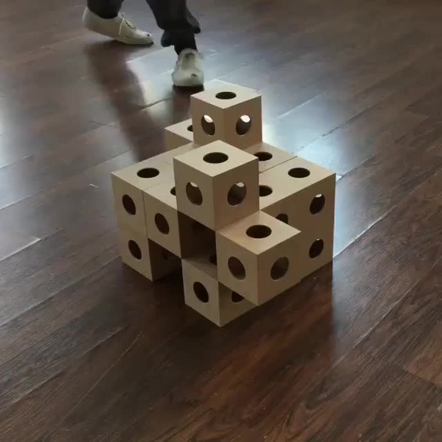 Ghost cube GIFs