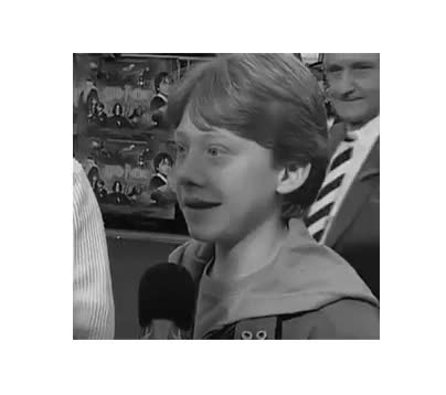 Watch and share Love Of My Life GIFs and Rupert Grint GIFs on Gfycat