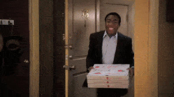 donald glover, When you cross the last item off your shopping list… GIFs