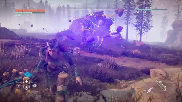 Watch and share Horizon Zero Dawn: Battle Bots - Robots Vs Robots GIFs on Gfycat