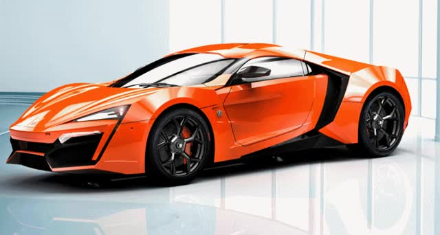 Watch and share 2014 W Motors Lykan Hypersport In 40+ Amazing New Wallpapers, Including MegaLux Interior GIFs on Gfycat