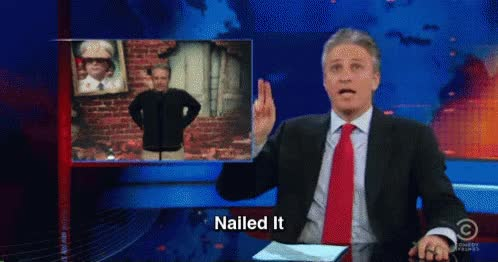 Watch Nailed It GIF on Gfycat. Discover more related GIFs on Gfycat