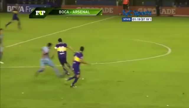 Watch and share Boca Juniors GIFs and Riquelme GIFs on Gfycat