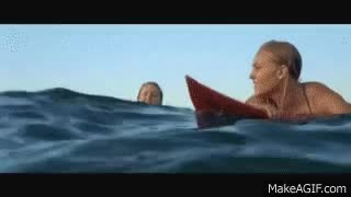 Shark Attack Soul Surfer Gif Gfycat