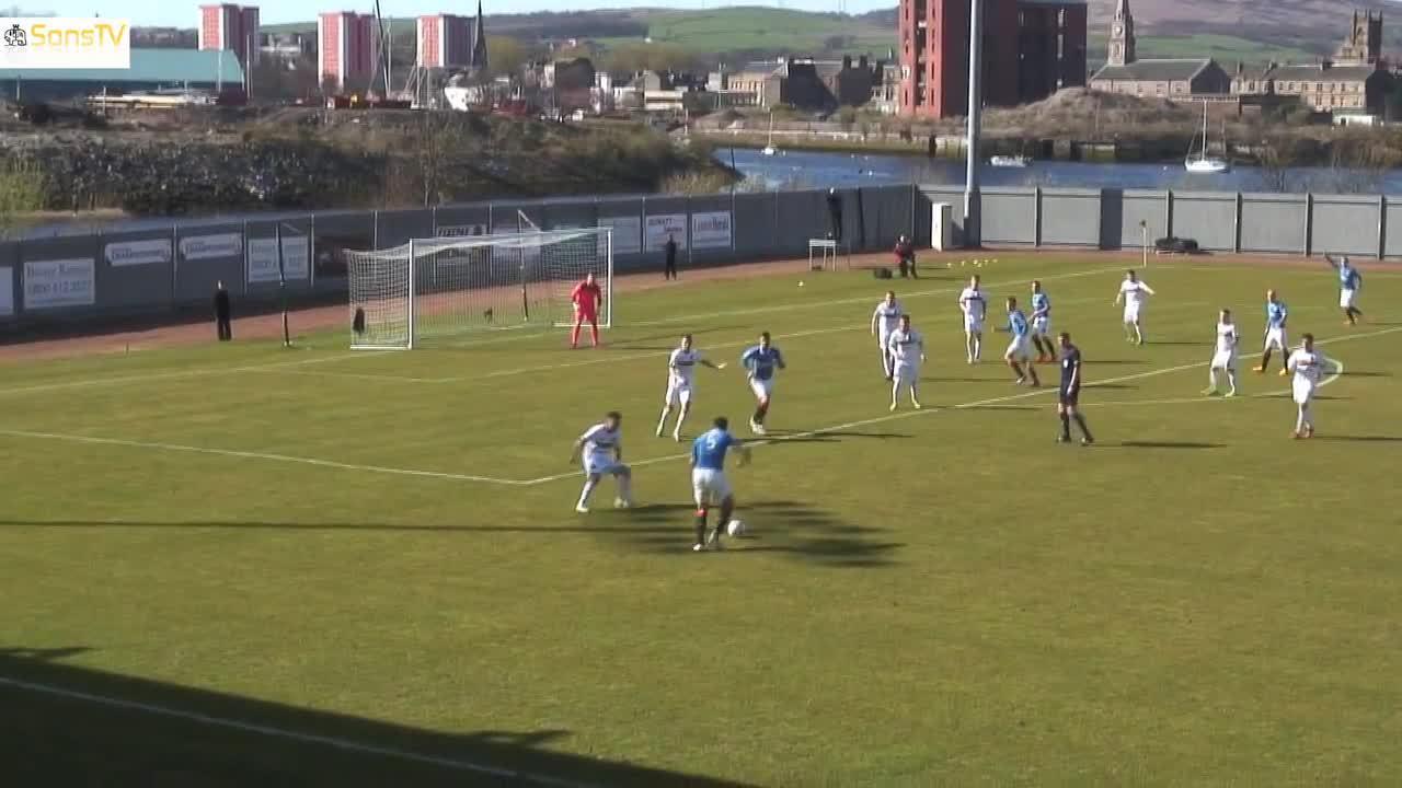 scottishfootball, Dumbarton FC v Rangers FC Saturday 18th April 2015 (reddit) GIFs