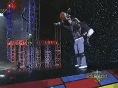 ProWrestlingGIFs, squaredcircle, Mike Awesome's Awesome Bomb bombs awesomely (reddit) GIFs