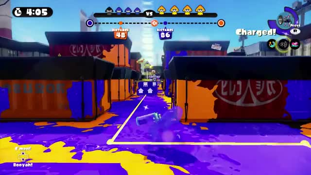 Watch and share Splatoon GIFs and Wiiu GIFs by relados on Gfycat