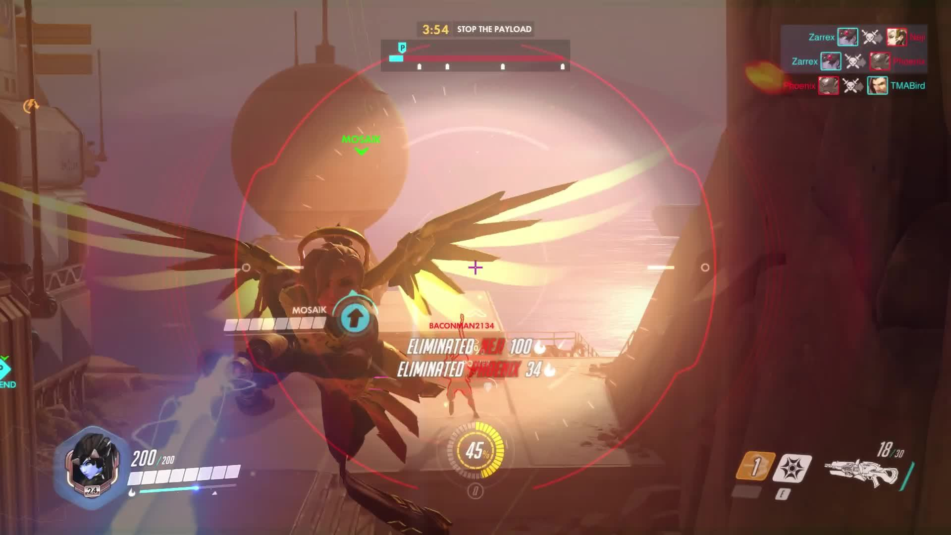 overwatch, widowmaker, see you later, space cowboy GIFs