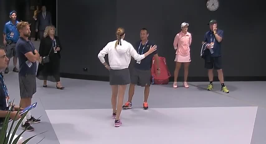 Sports, TeamPetraCZ, australian open, petra kvitova, wta, Hug Petra! GIFs