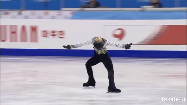 Watch and share Figure Skating GIFs and 1skate48 GIFs by Irina Niculiu on Gfycat