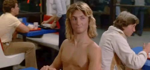 Watch and share Fast Times At Ridgemont High GIFs and Sean Penn GIFs on Gfycat