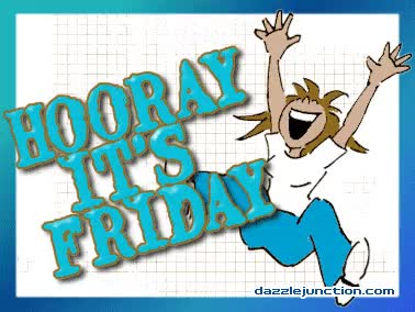 Watch and share Happy Friday Clipart GIFs on Gfycat