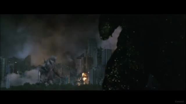 Godzilla (Japanese Original) VS Zilla (American Remake) GIF | Find