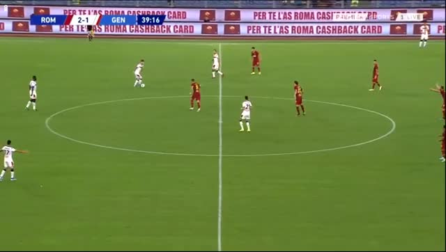 Watch and share As Roma GIFs and Soccer GIFs by SalehRuba on Gfycat