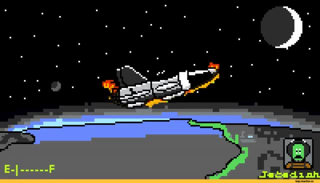 Watch and share Kerbal Space Program KSP Art GIFs on Gfycat