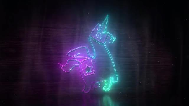 Fortnite Llama Live Wallpaper Free GIF