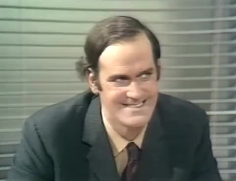 Watch and share Cleese GIFs on Gfycat