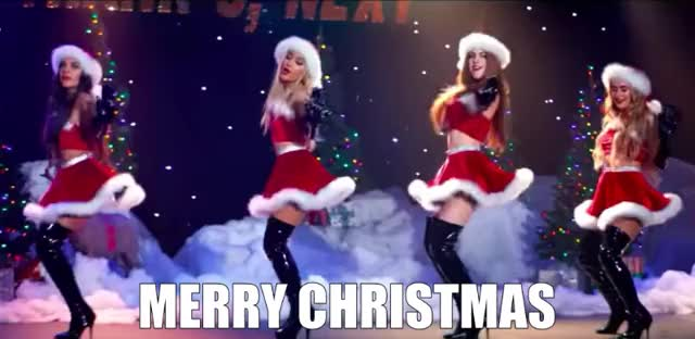 Watch and share Merry Christmas GIFs and Merry Xmas GIFs by GIF Machine on Gfycat