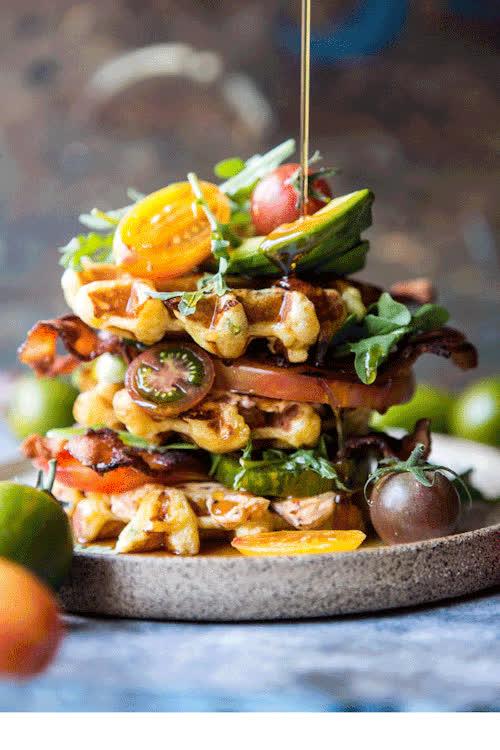 vegetarian food GIFs