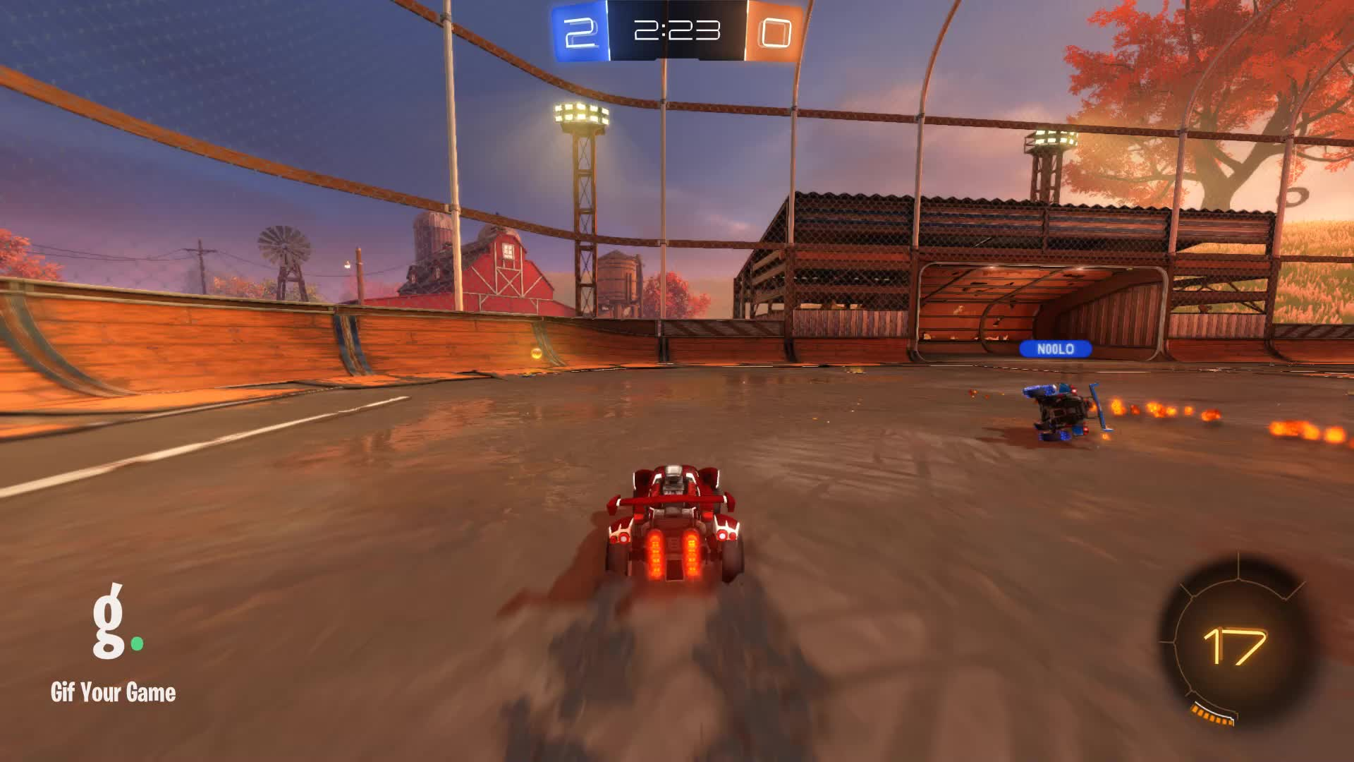 Gif Your Game, GifYourGame, Goal, Horizon, Rocket League, RocketLeague, Goal 3: Horizon GIFs