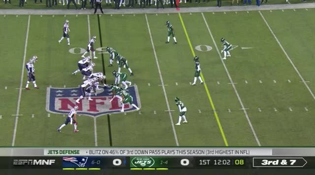 Watch and share 1 Brady To Meyers For A 1st Down GIFs on Gfycat