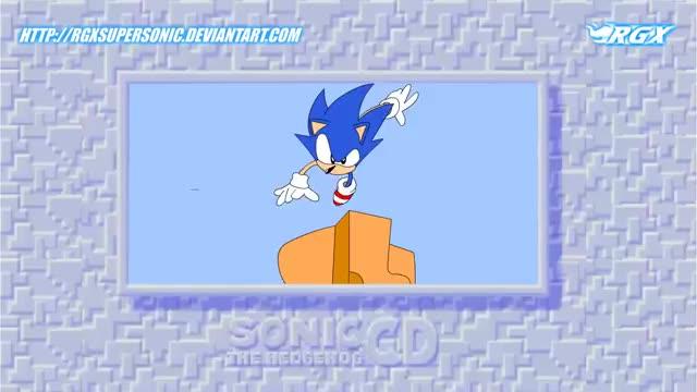 001c051334b Sonic Shorts Volume 1-