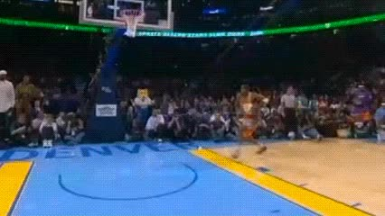 Watch and share Amar'e Stoudemire — 2005 Slam Dunk Contest GIFs by Off-Hand on Gfycat