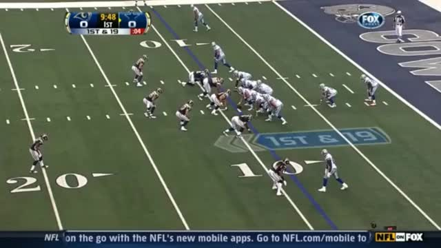 Watch and share 9 Murray 91 Run Rams GIFs by Dan Rogers on Gfycat